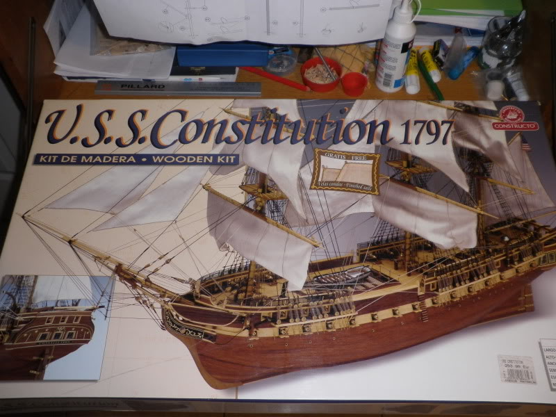 USS CONSTITUTION Contructo ech 1/82 P9200054