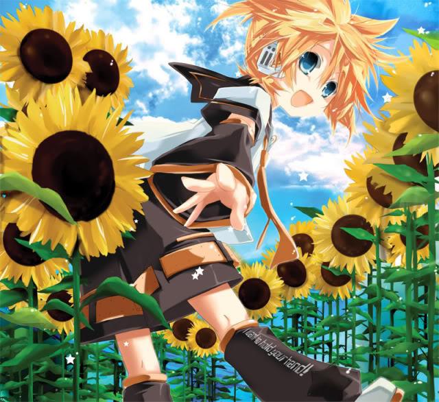 que vocaloid eres (2) Len