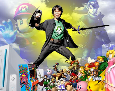 Showering the TWBB cast & crew with love and questions... Miyamoto-win