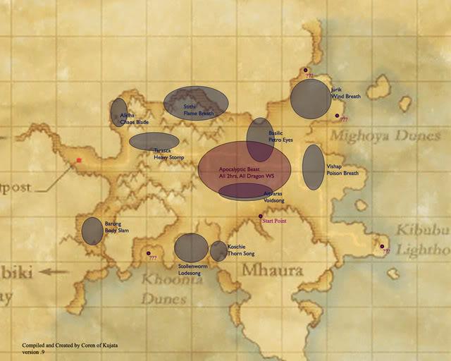 Dynamis-Buburimu Dragonsmap
