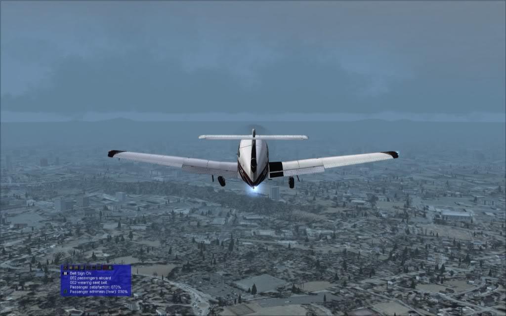 [FSX] PA-28R201 Arrow IV Carenado + FSpassenger X muito real, até demais 01