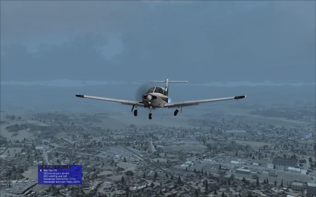 [FSX] PA-28R201 Arrow IV Carenado + FSpassenger X muito real, até demais 02