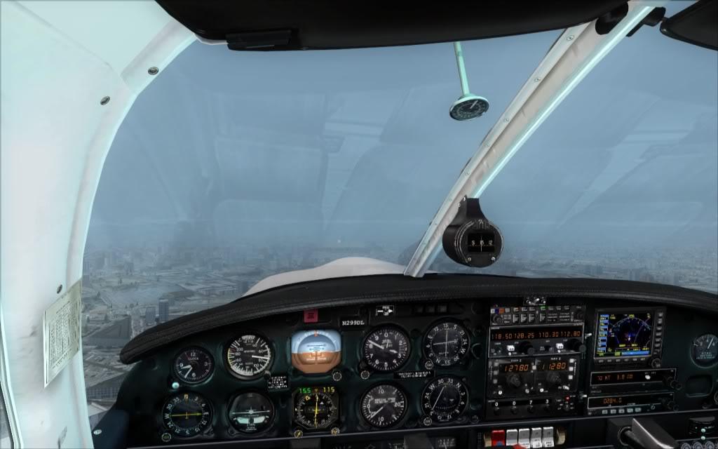 [FSX] PA-28R201 Arrow IV Carenado + FSpassenger X muito real, até demais 03