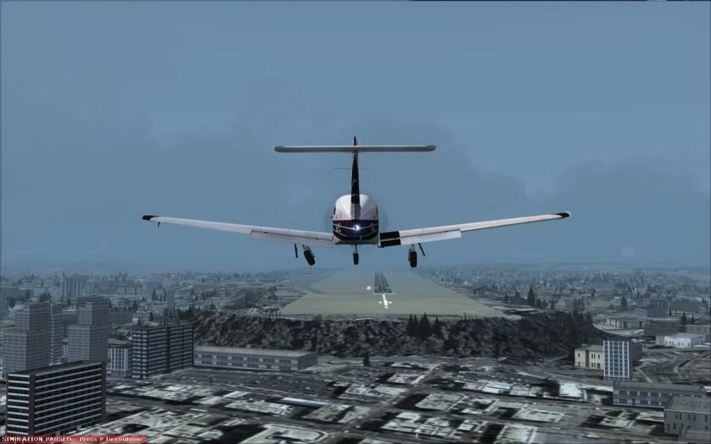 [FSX] PA-28R201 Arrow IV Carenado + FSpassenger X muito real, até demais 04