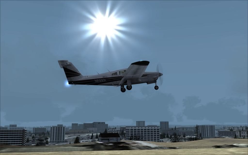 [FSX] PA-28R201 Arrow IV Carenado + FSpassenger X muito real, até demais 06