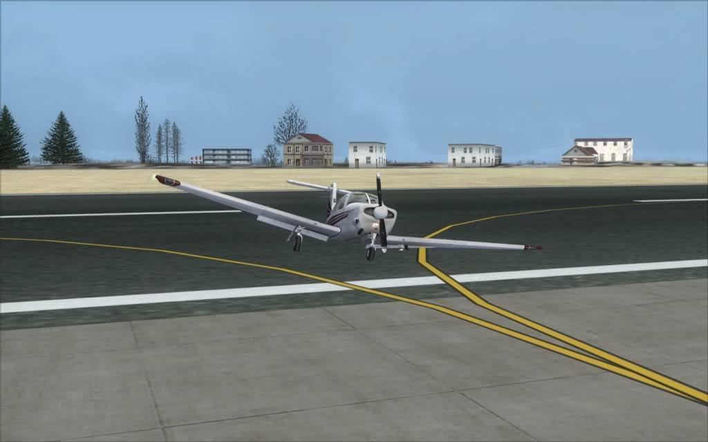 [FSX] PA-28R201 Arrow IV Carenado + FSpassenger X muito real, até demais 10