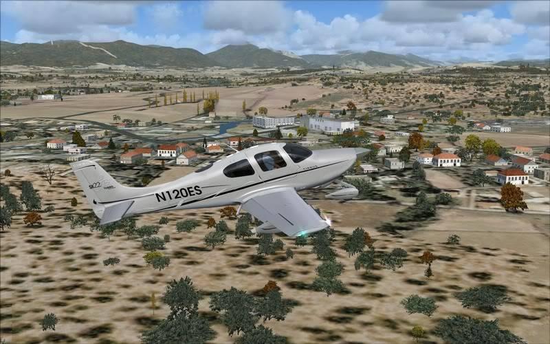 agora virou um tour - voando nos Pirineus - de Girona para La Cerdana - Cirrus EagleSoft Girona-2008-sep-7-010