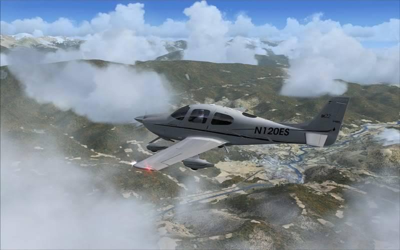 agora virou um tour - voando nos Pirineus - de Girona para La Cerdana - Cirrus EagleSoft Girona-2008-sep-7-015