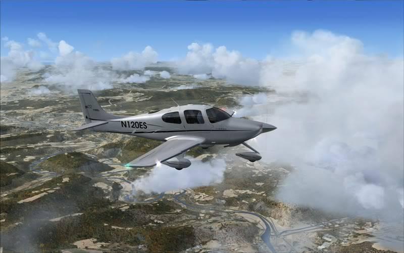 agora virou um tour - voando nos Pirineus - de Girona para La Cerdana - Cirrus EagleSoft Girona-2008-sep-7-016