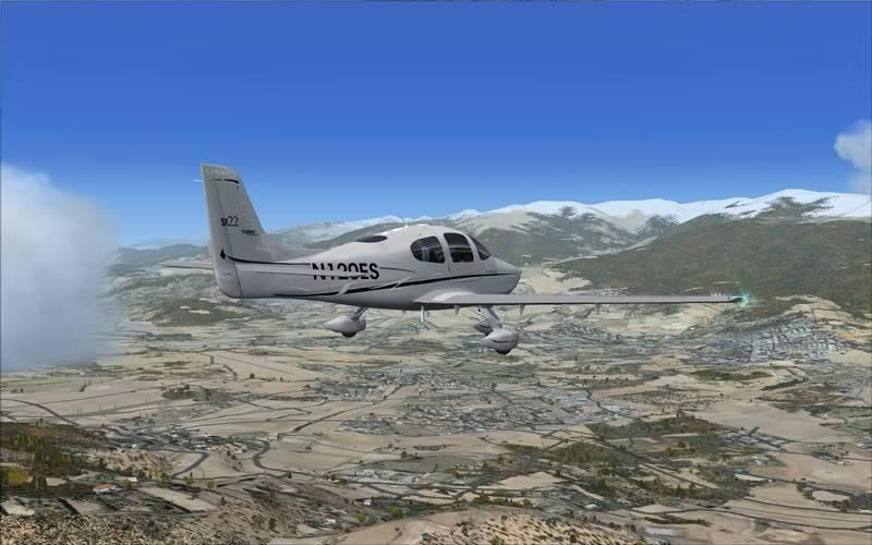 agora virou um tour - voando nos Pirineus - de Girona para La Cerdana - Cirrus EagleSoft Girona-2008-sep-7-021