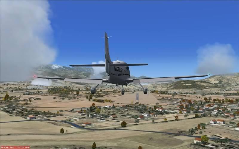 agora virou um tour - voando nos Pirineus - de Girona para La Cerdana - Cirrus EagleSoft Girona-2008-sep-7-032