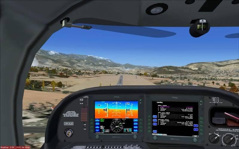 agora virou um tour - voando nos Pirineus - de Girona para La Cerdana - Cirrus EagleSoft Girona-2008-sep-7-033