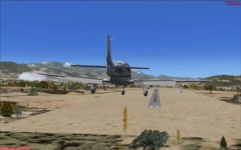 agora virou um tour - voando nos Pirineus - de Girona para La Cerdana - Cirrus EagleSoft Girona-2008-sep-7-034