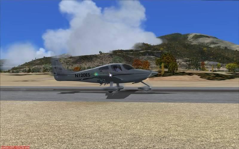 agora virou um tour - voando nos Pirineus - de Girona para La Cerdana - Cirrus EagleSoft Girona-2008-sep-7-035