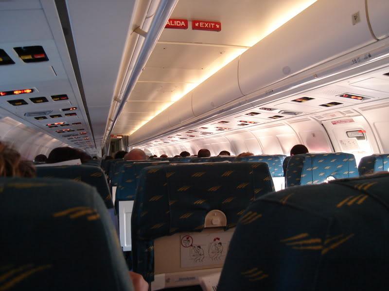 [REAL] - Rio - Madri - Lisboa - parte 2/2 - volta  A340 600 - Ibéria DSC01703