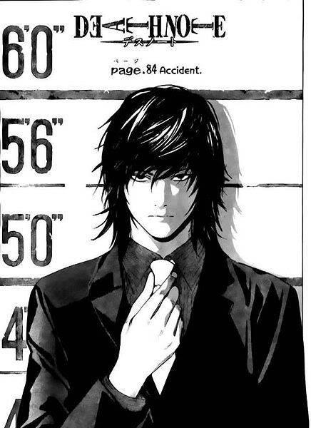 Favorite Deathnote Character TeruMikami