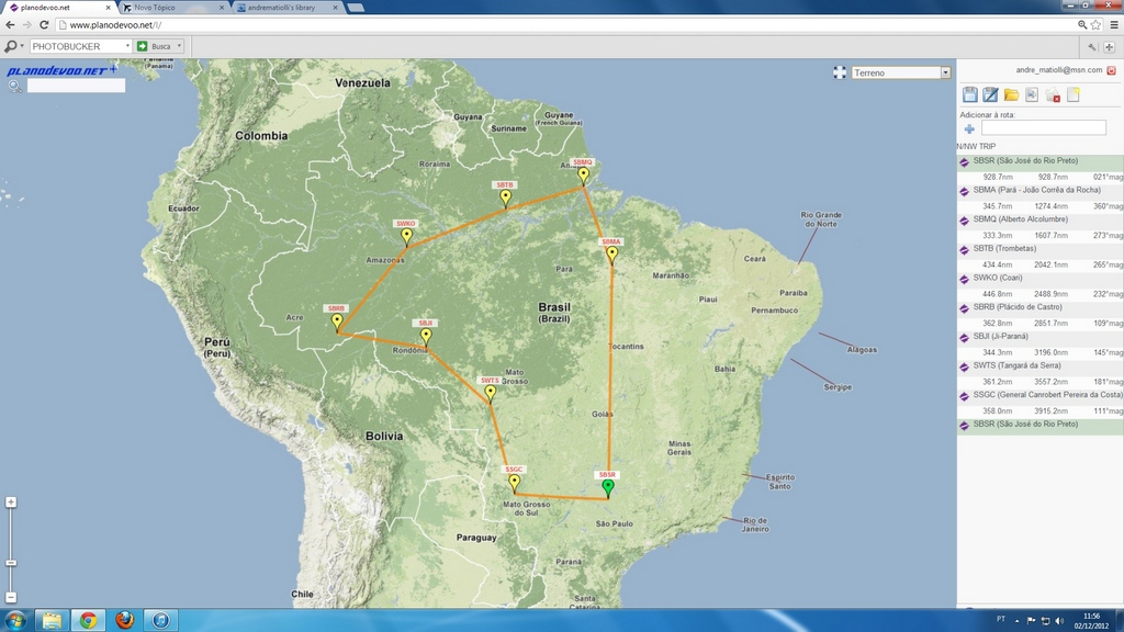 Tour pelo N/NW do Brasil SemtiacutetuloCoacutepia