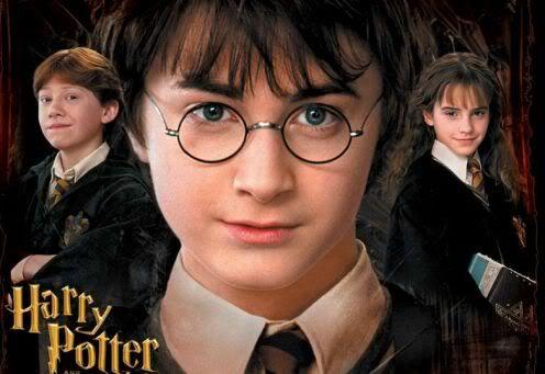 Harry Potter (Série Completa) Hp1