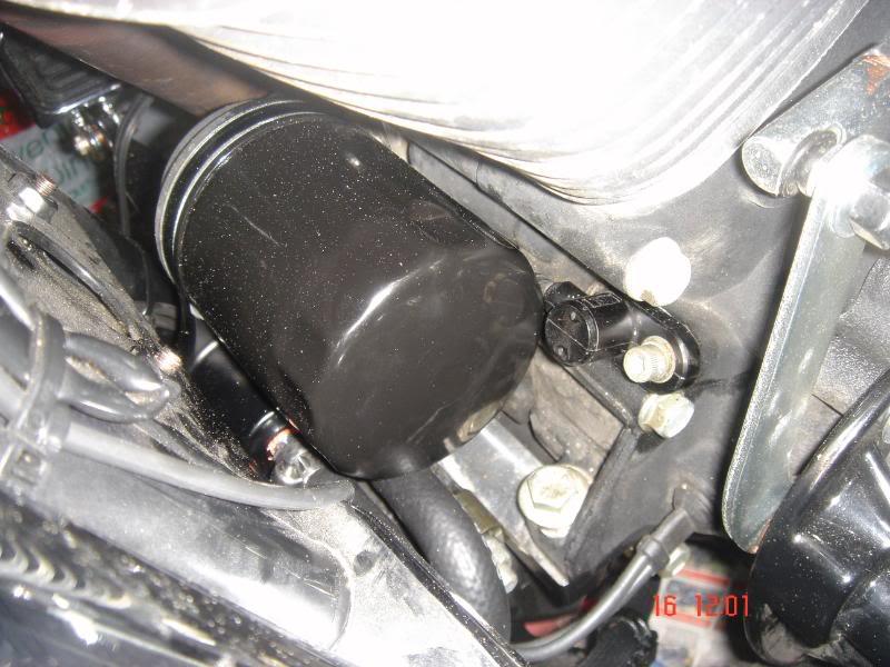 датчик положения коленчатого вала(ДПКВ)\Crankshaft Position Sensor OilfilterCPS3