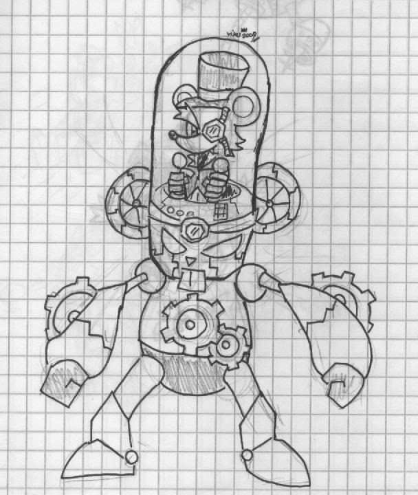 Viku\'s Concept Art Database Festerrobot-BKTCJ