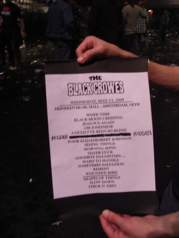 The Black Crowes R0012188