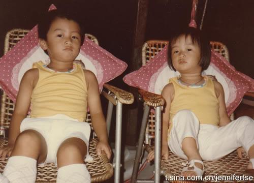 Ảnh thơ ấu của anh em Tạ Đình Phong Nicjen04