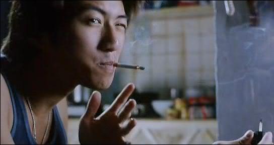 [1999] Nửa điếu thuốc | Metade Fumaca | 半支烟 Metade17