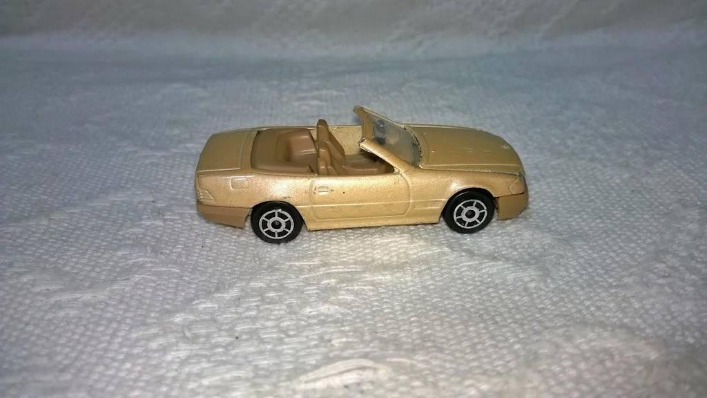 N°260 MERCEDES 500 SL  Mercedes2