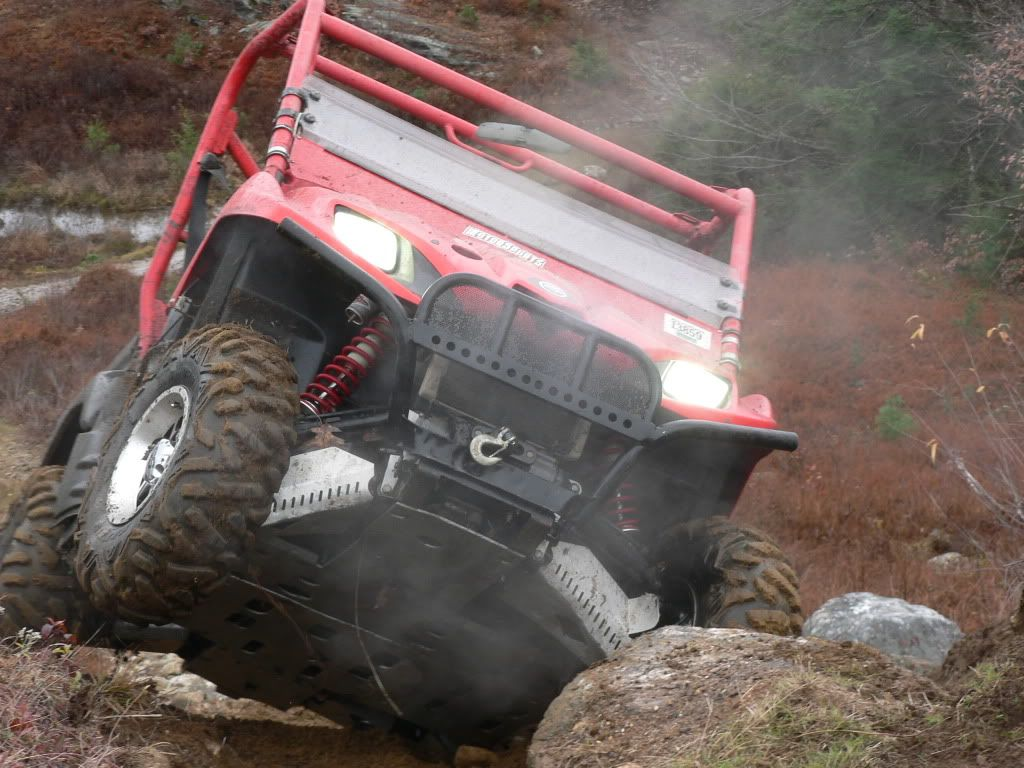 what skids and cv guards to useon a teryx? LMFT032