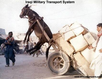 peinture - LAV en irak  Enfin fini...;-) Iraqi_transport