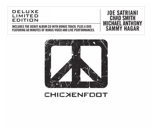 Chickenfoot Deluxe Limited Edition DVD - DVD5 (NTSC) 9d7f8143ccfc