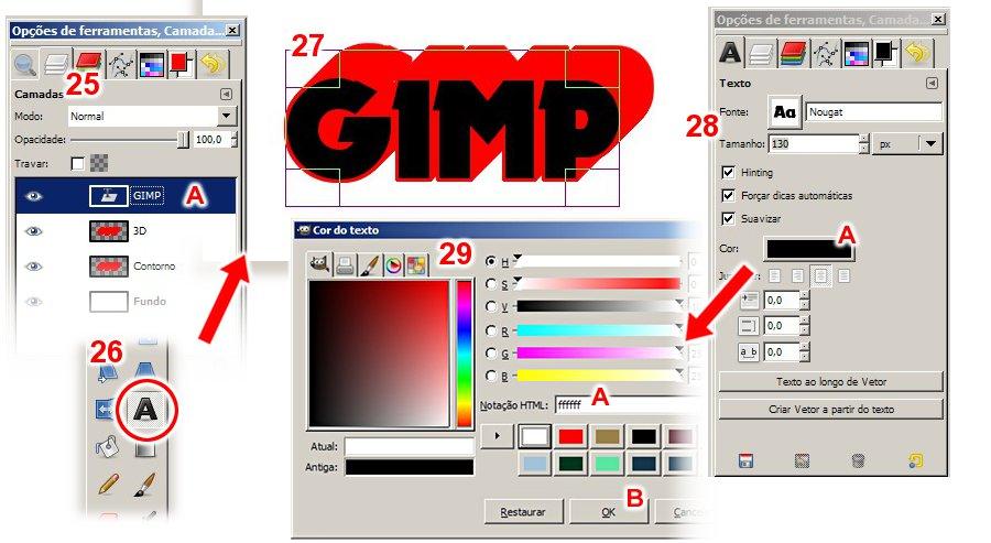 [Tutorial] Efeito 3D simples no Gimp Ef_3D_Simples1_10_zps6405e671