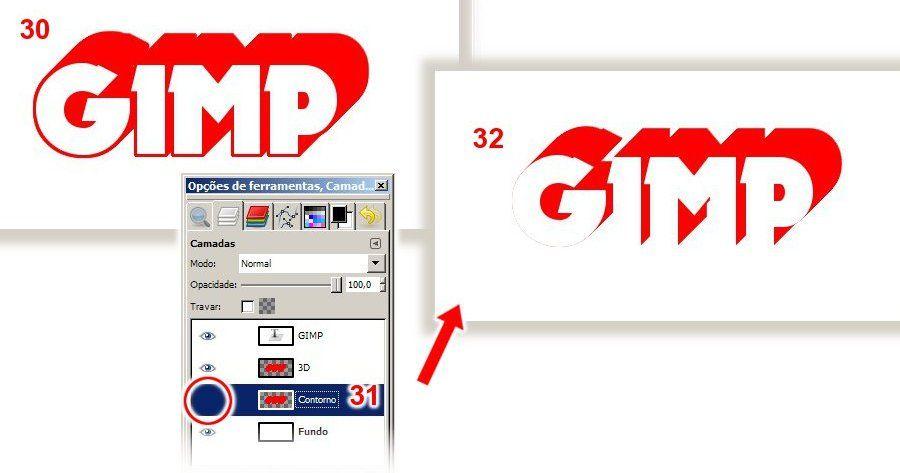 [Tutorial] Efeito 3D simples no Gimp Ef_3D_Simples1_11_zpsf3d16103