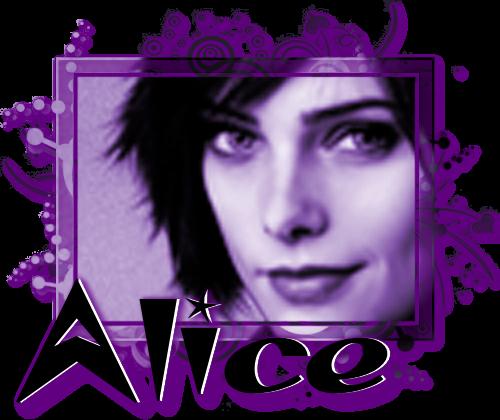 Hayley's graphics :) Alice