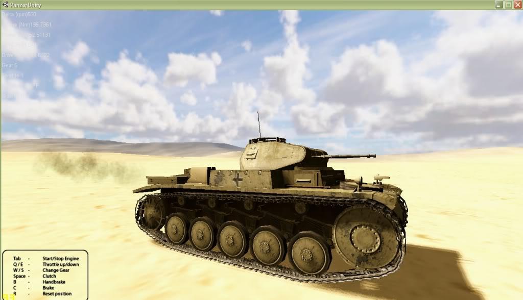 PanzerUnity PzU1