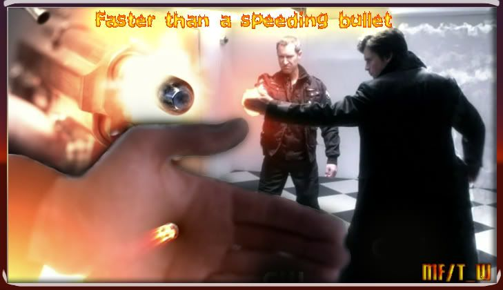 My Smallville FanArt Faster