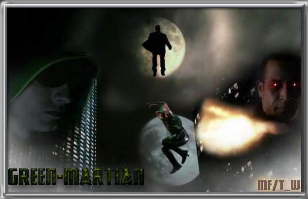 My Smallville FanArt Green