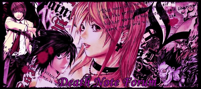 *Death Note*