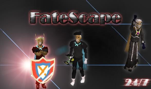 My Fatescape Logo Falalala