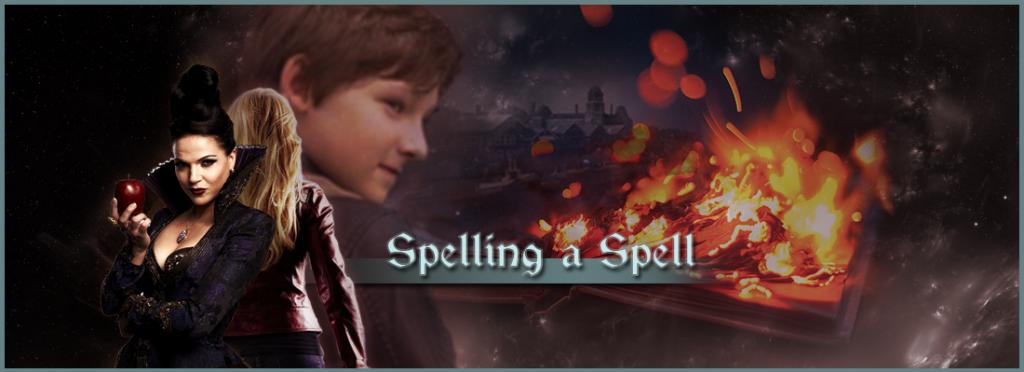Spelling a spell