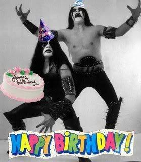 Aniversario .. Blackmetalbirthday
