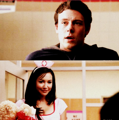 Life and Love of a broken heart [Rach's relations] Finn-Santana-xd