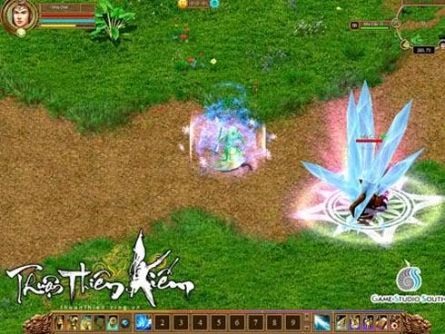 Thuận Thiên kiếm ( Game VN đầu tiên) Tuyet-dau-ngon-song1
