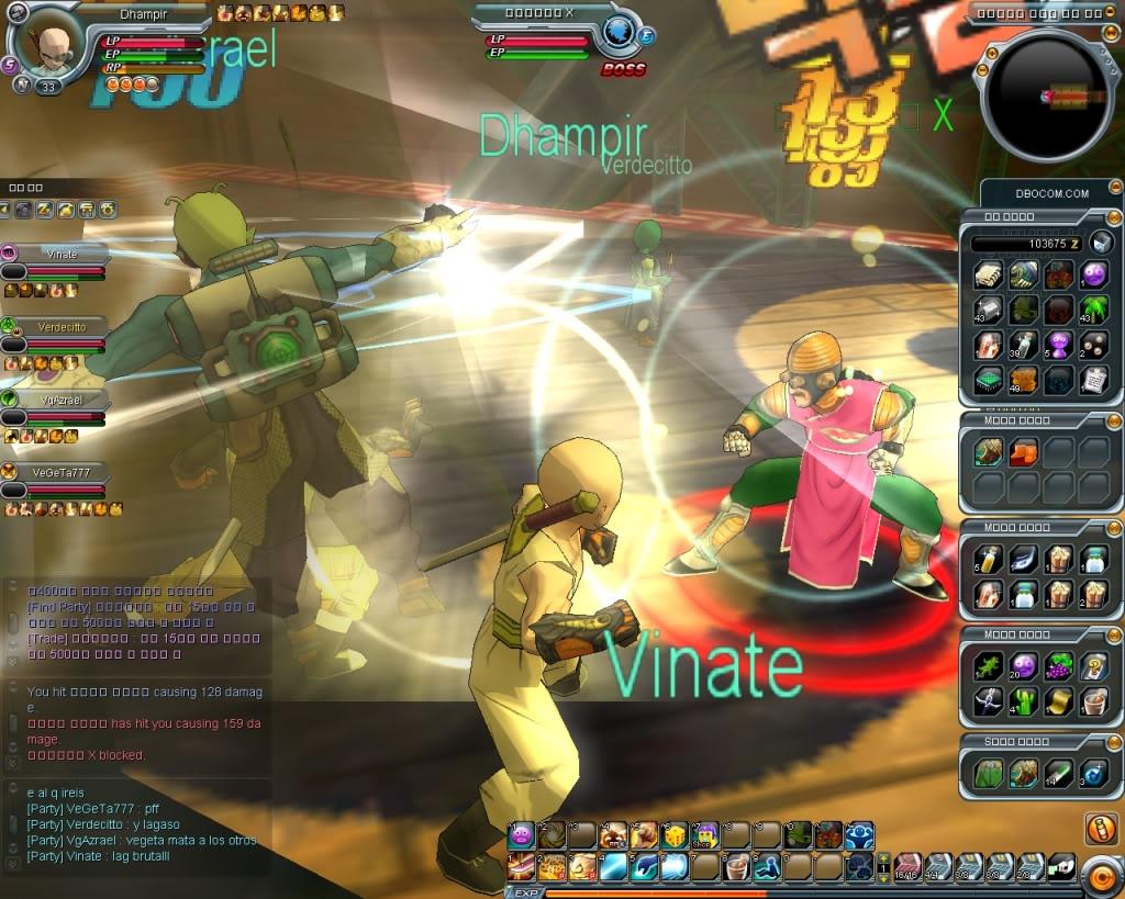 Dragon Ball Online-La trama 14-6