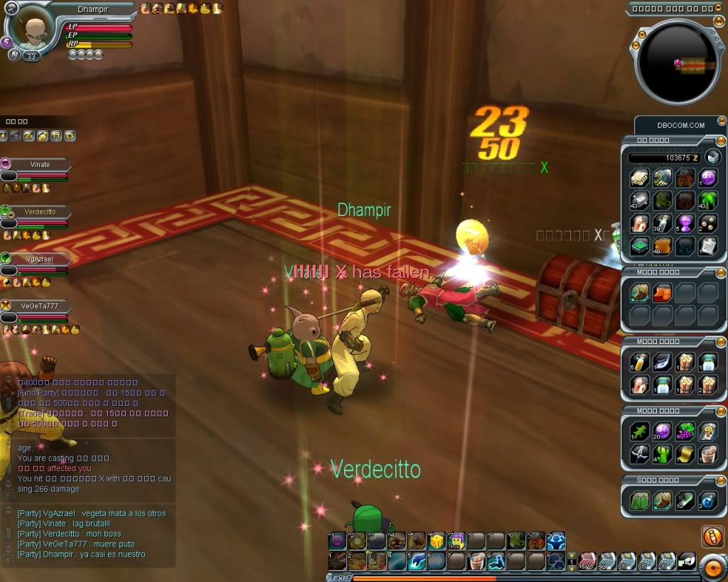 Dragon Ball Online-La trama 14-8