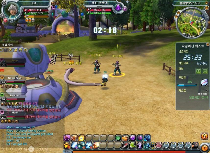 Dragon Ball Online-La trama 10-3