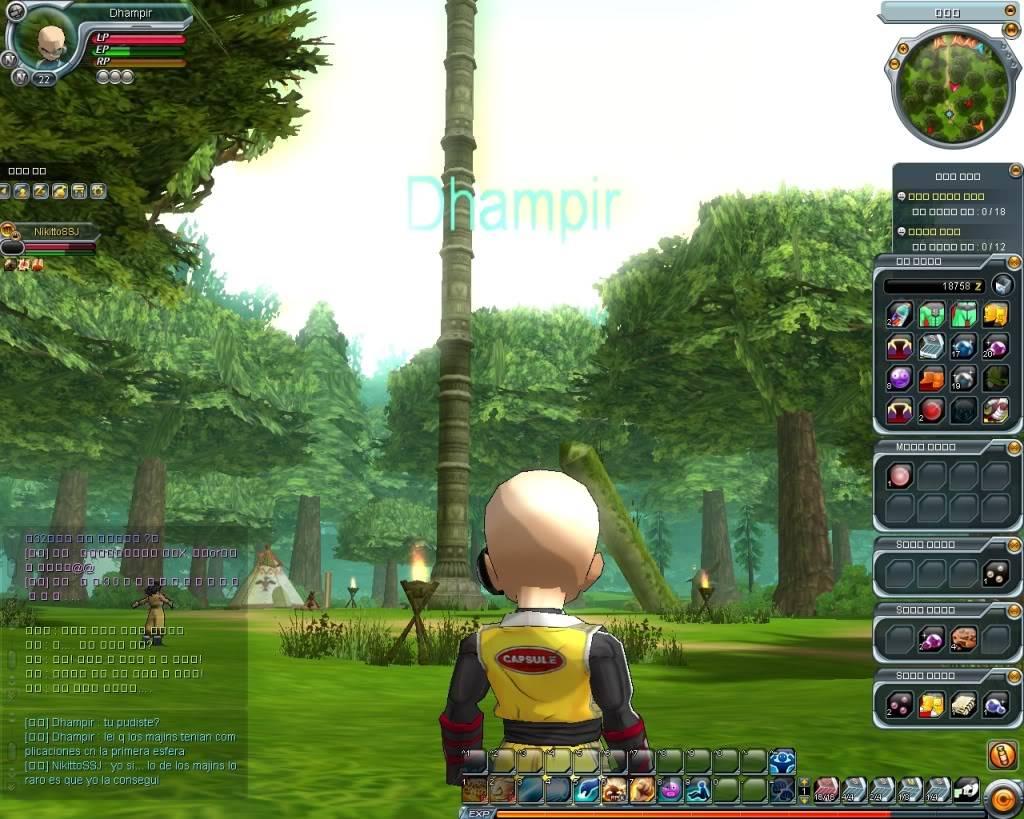 Dragon Ball Online-La trama 20100208132421
