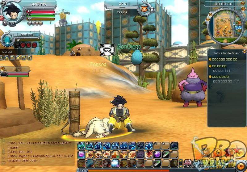 Dragon Ball Online-La trama Gallery_21944_16_186040