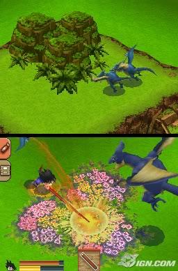 Dragon Ball-Todos los videojuegos Dragon-ball-ds-screens-200807250-8