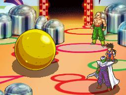 Dragon Ball-Todos los videojuegos Combat_pinball_jaune